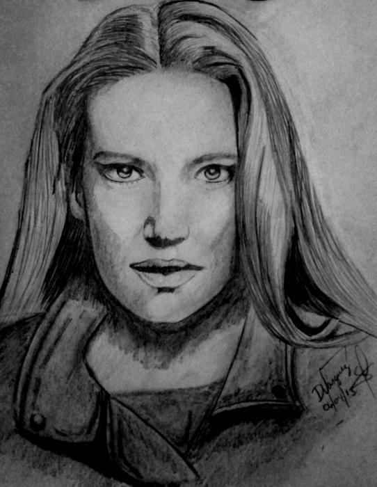 Anna Torv by Dani_vasquez